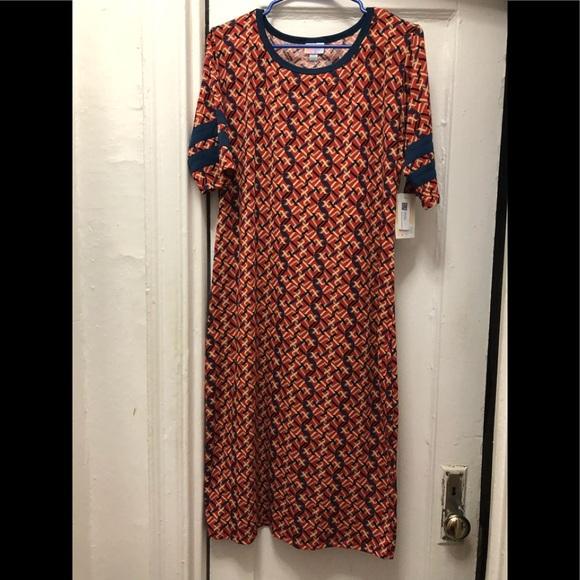 LuLaRoe Dresses & Skirts - LulaRoe Julia Dress